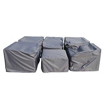 Водонепроницаемые и снегоупорные мебельные чехлы