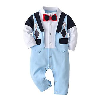 Baby Boy Gentleman Outfits Romper Suit