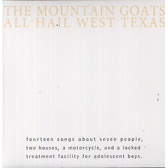 Mountain Goats - All Hail West Texas [Vinyl] USA import