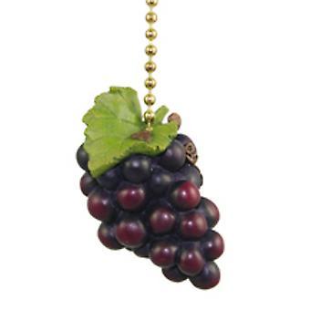 Tuscany druiven wijnliefhebber keuken Fan lichte Pull