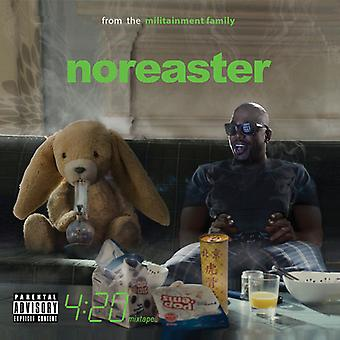 N.O.R.E. - Noreaster [CD] USA import