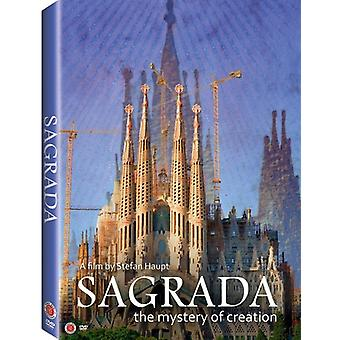 Sagrada: Mystery of Creation [DVD] USA import