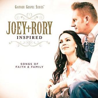 Joey + Rory - Joey+Rory Inspired [CD] USA import