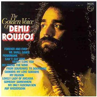 Demis Roussos - goldene Stimme von Demis Roussos [CD] USA import