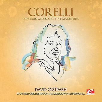 A. Corelli - Concerto Grosso 2 F Major [CD] USA import