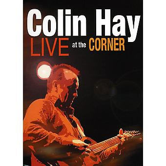 Colin Hay - Live at de hoek [DVD] USA import
