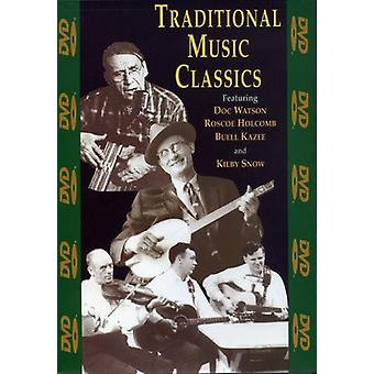 Traditional Music Classics [DVD] USA import