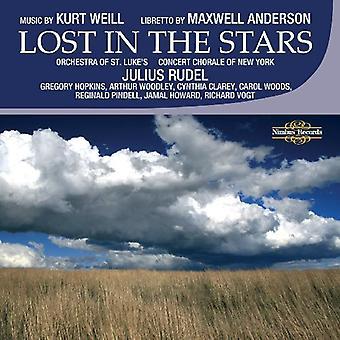 K. Weill - Kurt Weill: Lost in the Stars [CD] USA import