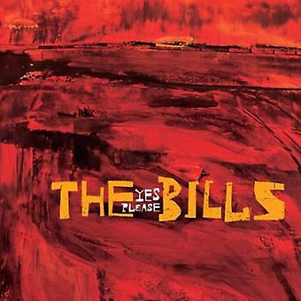 Bills - Yes Please [CD] USA import