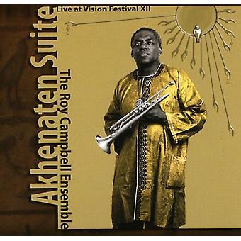 Roy Campbell Ensemble - Akhenaten Suite: Live at Vision Festival [CD] USA import