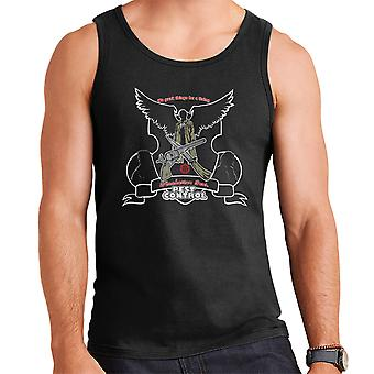 We Gank Things For A Living Winchester Bros Pest Control Supernatural Men's Vest