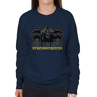 Join Vulchazor Son Of Zorn Women's Sweatshirt