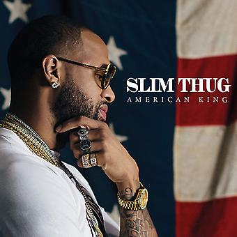 Slim Thug - Life Hogg: American King [CD] USA import