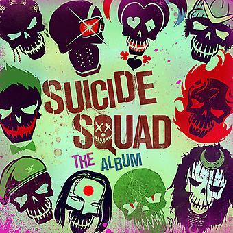Suicide Squad: The Album (Edited) - Suicide Squad: The Album (Edited) [CD] USA import