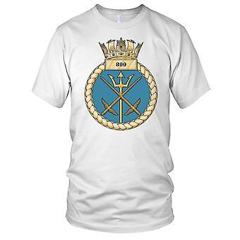 Koninklijke Marine Fleet Air Arm 800 Naval Air Squadron dames T Shirt