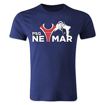 T-shirt do Neymar Psg (Marinha)