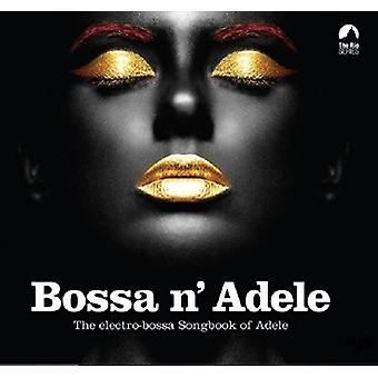Bossa N Adele - Bossa N Adele [CD] USA import