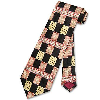 Enrico Rossini SILK NeckTie Made in ITALY Pattern Design Men's Neck Tie #3301-3