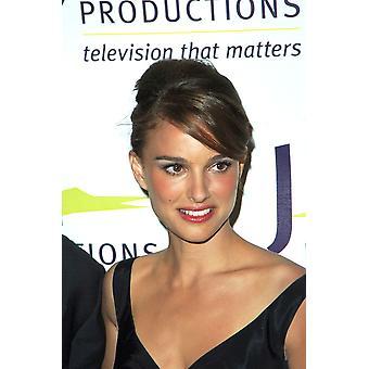 Natalie Portman på ankomster för 2007 Vision utmärkelser från Jtn Productions Beverly Hills Hotel New York Ny oktober 08 2007 foto av Michael GermanaEverett samling kändis
