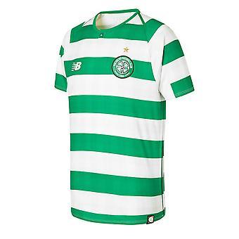 2018-2019 Celtic Home fotbal shirt (copii)