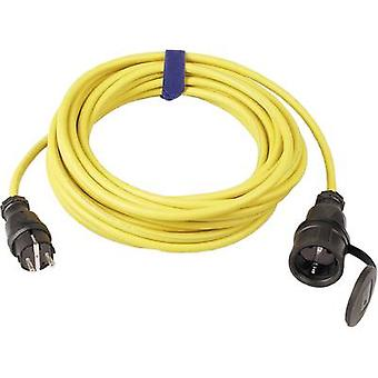 SIROX 644.110.05 Current Cable extension 16 A Yellow 10 m