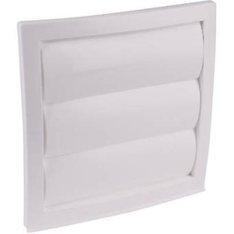 Wallair NW 150 ventilator grille kunststof geschikt voor buisdiameter: 15 cm