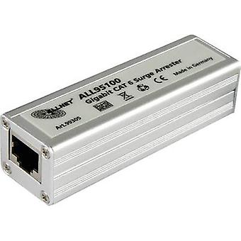 Allnet ALL95100 LAN surge protection 10/100/1000 1 pc(s)