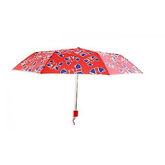 Union Jack tragen Union Jack Pfund Regenschirm