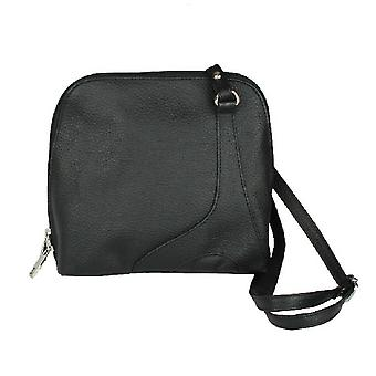 Eastern Counties Leather Womens/Ladies Farah Handbag With Panel Detail