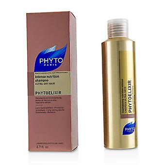 Phyto Phytoelixir Intense Nutrition Shampoo (ultra-dry Hair) - 200ml/6.7oz