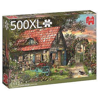 Jumbo puzzel 500 stukjes XL 18529