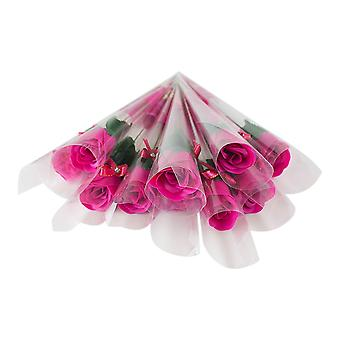 Parfümlü güller-koyu pembe