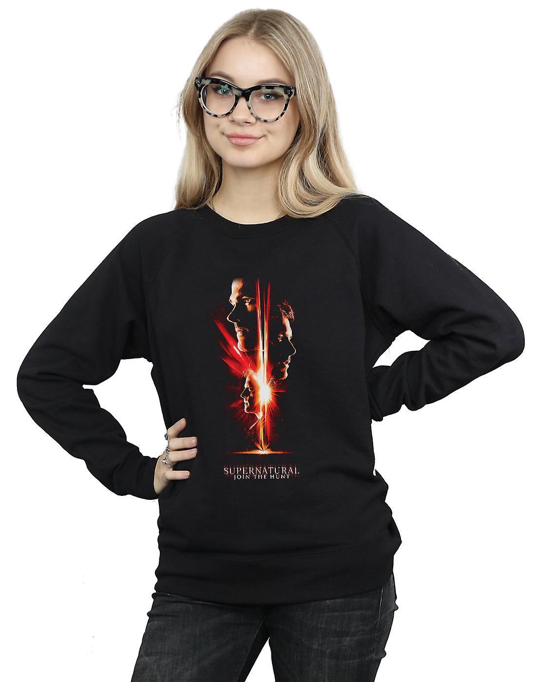 Supernatural Women's Dawn Of Darkness Sweatshirt