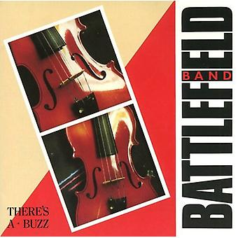 Battlefield Band - There's a Buzz [CD] USA import