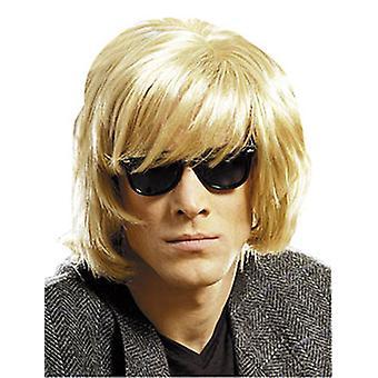 Brad ilman laseja peruukki