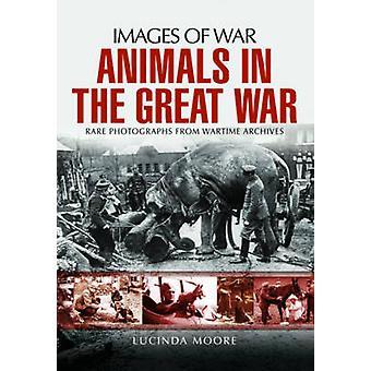 Dieren in de groote oorlog door Lucinda Moore - 9781473862111 boek
