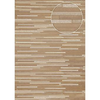 Non-woven wallpaper ATLAS ICO-5076-1