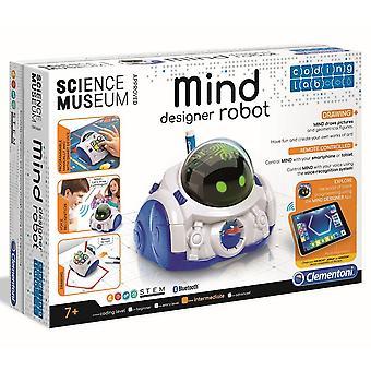 Clementoni geest ontwerper Robot