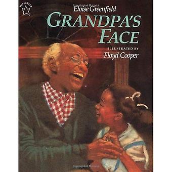 Grandpas ansikt