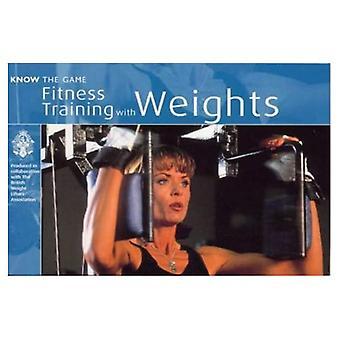 Fitnesstraining met vrije gewichten (weet het spel)