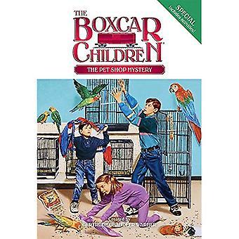 Het mysterie van de dierenwinkel (Boxcar kinderen Special)