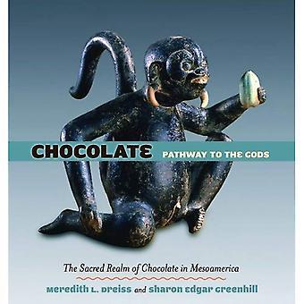 Choklad: Väg till gudarna med DVD