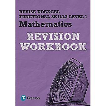 RÉVISER Edexcel compétences fonctionnelles mathématiques: Classeur niveau 1 (réviser les compétences fonctionnelles)