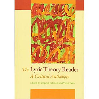 Lyric teori leseren: En kritisk antologien