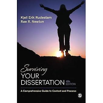 Ihre Dissertation zu überleben: Ein umfassender Leitfaden zu Inhalt und Verfahren