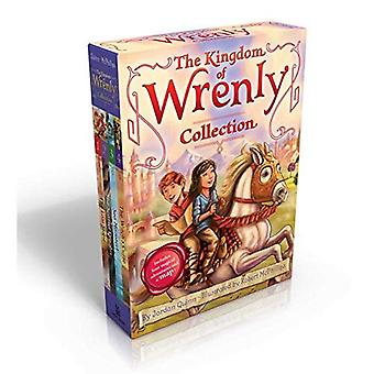 The Kingdom of Wrenly Collection (Includes Four Magical Adventures and a Map!): The Lost Stone; The Scarlet Dragon...