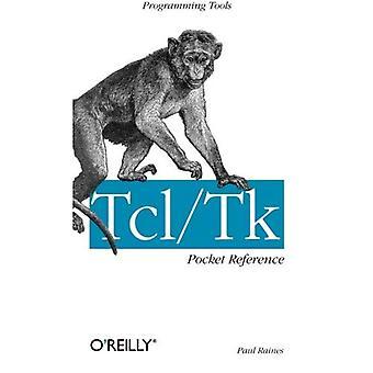 Tcl/Tk Pocket Reference