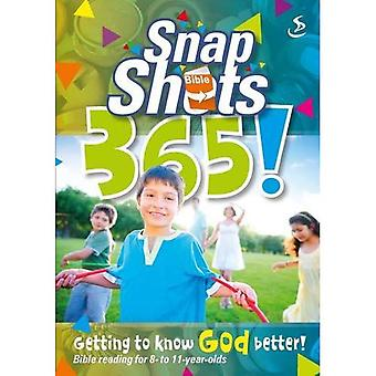 Snapshots 365: Getting to Know God Better!