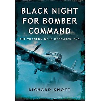 Svart natt för Bomber Command: tragedin i 16 December 1943