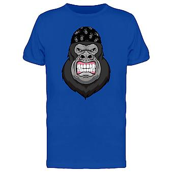 Gorilla With Bandana Tee Men's -Image by Shutterstock